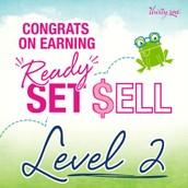 Level 2 Earners!!