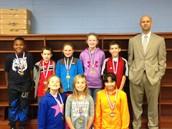 PES - Science Fair Winners - Great Job!!!
