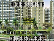 Akshar Elementa In The Best Welcoming Manicured Garden For You