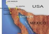 San Felipe, Baja California, Mexico