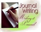 Journal Writing- Week 12