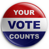 Your VOICE and your VOTE counts!