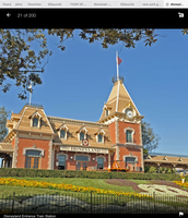 We love to go to disneyland we have been there 4 times for 4 days