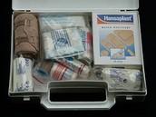Apply Gauze Bandage or Clean Cloth