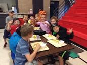 Wacky 5th Graders