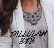 Tallulah Bib