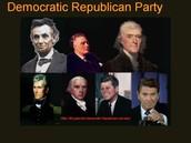 All the Democratic-Republicans
