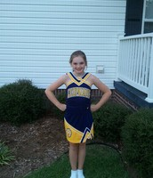 FIRST YEAR OF CHEER