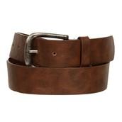 el cinturón marron