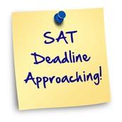 November SAT Deadline