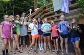 El Campamento de Crestridge