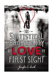 Florida Teen Reads Book: The Statistical Probability of Love at First Sight by Jennifer Smith