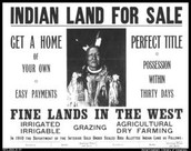 How did the Dawes Act attempt to Americanize the Indians?