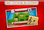 Whack-A-Note