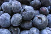 Try incorporating blueberries into your diet