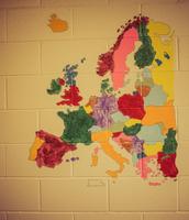 Europe Wall