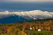Mountains of Vermont