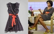 MIchelle's $32 dress she wore on the Today show