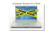 Computer Misuse Act 1990