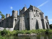 We have cool building like castles