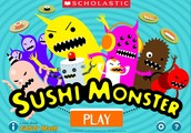 Sushi Monster - app