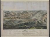 Map of Gettysburg