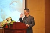 Oracle公司移动应用产品经理 Joe Huang