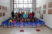 Loudoun Country Day School 3rd Graders Give Big!