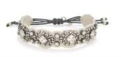 Chiara Embroidered Bracelet $49