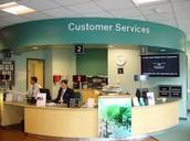 A Service Centre