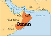 Here are some facts about Oman
