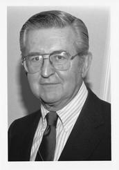 Bernie Zerkel, Trustee Emeritus
