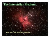 Interstellar medium