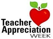 Teacher Appreciation Week: May 4-8