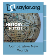 Comparative New Worlds,1400 to 1750