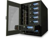 Optimizing the space on server with dedicated servers