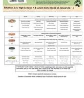 Grade 7/8 January 12-16