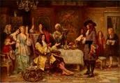 William Penn at work