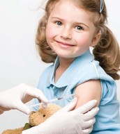 I know vaccines can be a bit scary... but the benefits outweigh the pain