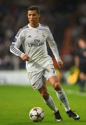 With Real Madrid