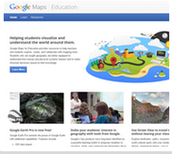 Google Maps for Educators
