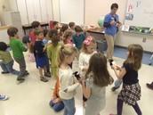 We Played Penguin Pairs!