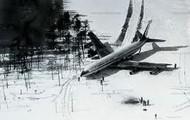Korean airliner