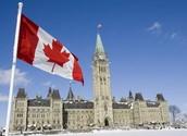 COORDONNÉES: LE GOUVERNEMENT DU CANADA