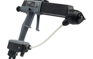 One of the Fist Electrostatic Spray Guns Invented