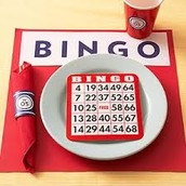 Come for the food and stay for the BINGO!