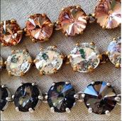 Amelie Bracelets to Match (with Nancy Studs)