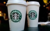 Starbucks! Closest one is located in Longview Texas.