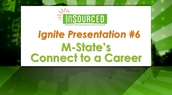 M-State's Connect to a Career Event