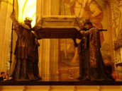 Tombeau Cristophe Colomb